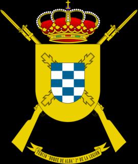 SOS-UOELBOEL - Unidades de la Legión